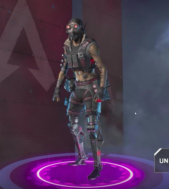 Daemon Hunter Skin