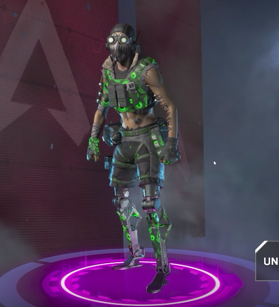 Hack The System Skin