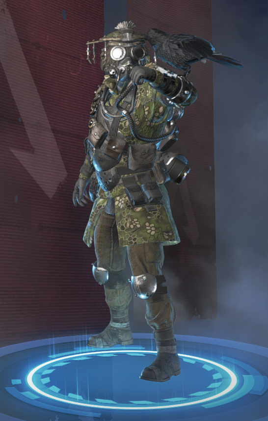 Scales of Justice Skin