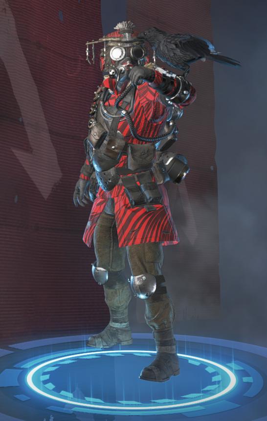 Warlord Skin