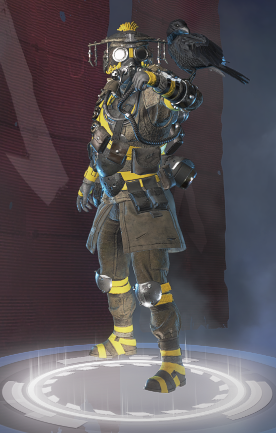 Yellowjacket Skin