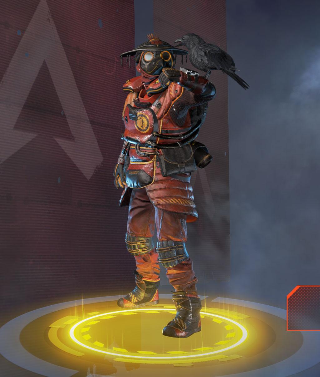 Imperial Warrior Skin