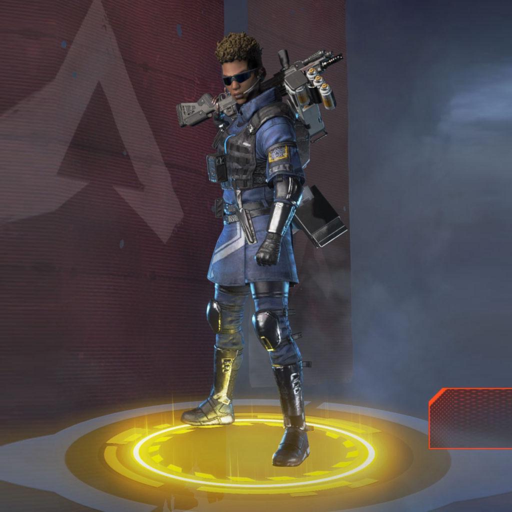 The enforcer skin