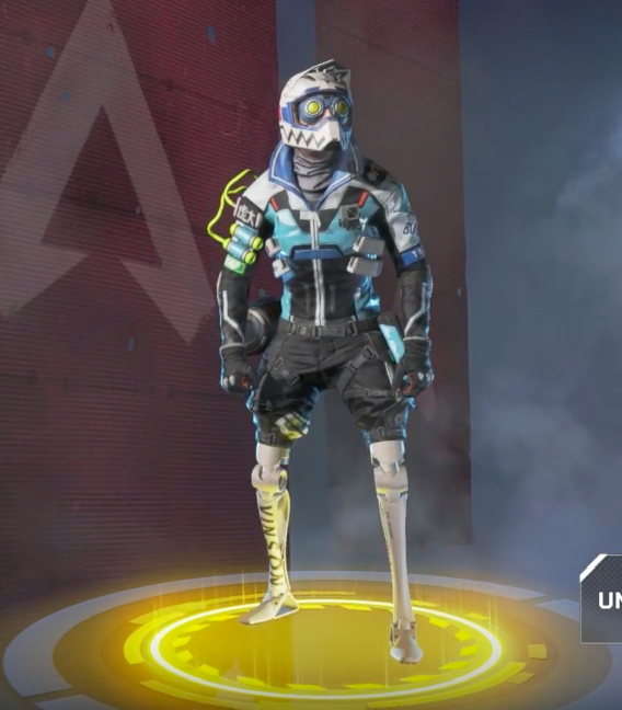 The Victory Lap Skin